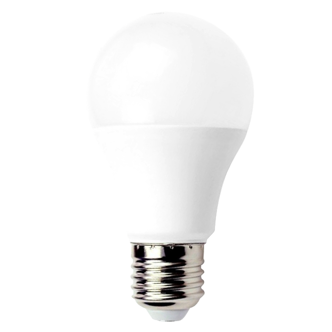 Lampadina LED Green Plus 8W 12-24V DC - E27 - Bianco caldo 830