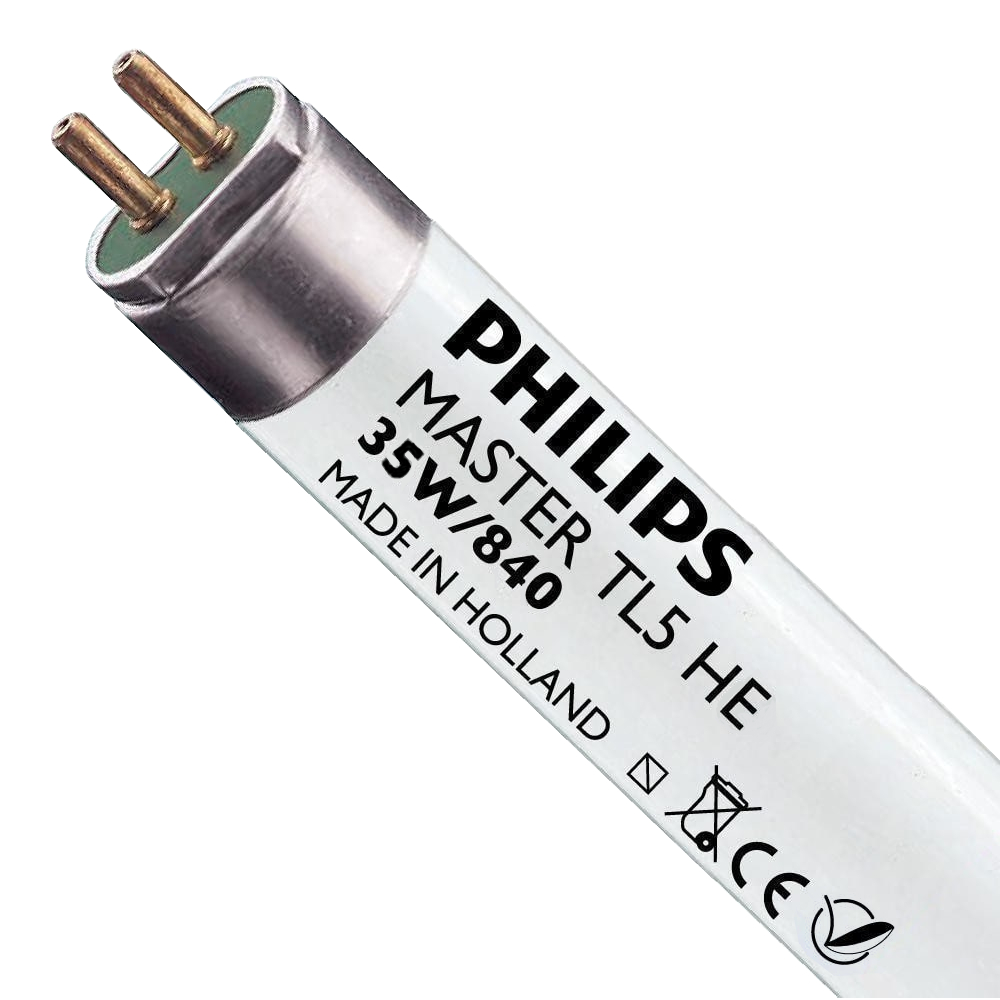 Lampada TL 5 HE 35E 840NG 16mm philips